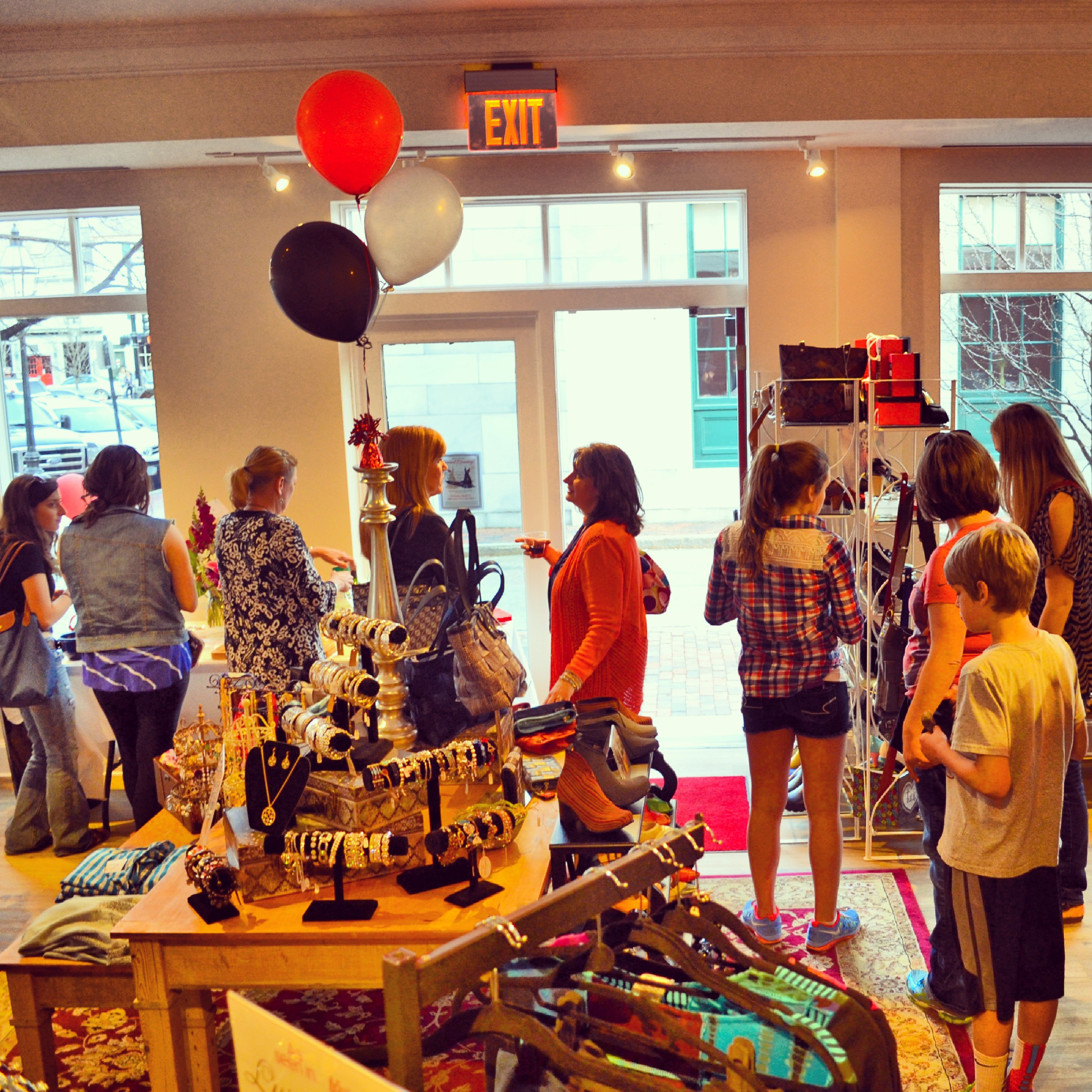 Portsmouth Nh Shopping >> Grand Opening Party!!! | Club Boutique & City Shoes NH
