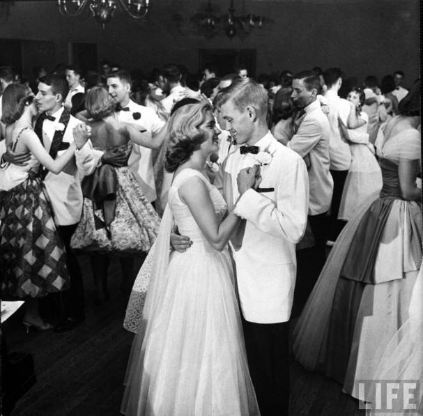 Life - 1958 prom